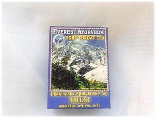 Himalájský ájurvédský čaj - Tulsi