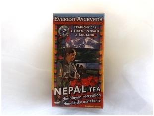 Fotografie Tradiční čaj z Tibetu, Nepálu a Bhútanu - Nepal Tea