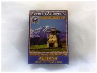 Himalájský ájurvédský čaj - Abhaya