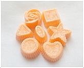 Vonný vosk do aromalampy - Mandarinka