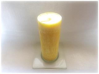 Čakrová svíce - 3. Solar-Plexus čakra