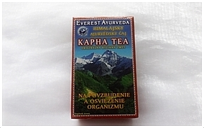 Himalájský ájurvédský došický čaj