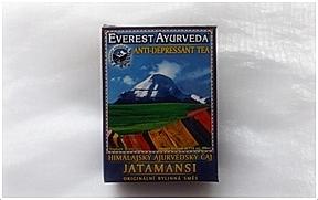 Himalájský ájurvédský čaj - Jatamansi