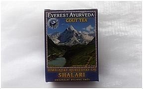 Himalájský ájurvédský čaj - Shalari