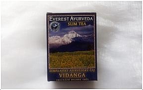 Himalájský ájurvédský čaj - Vidanga