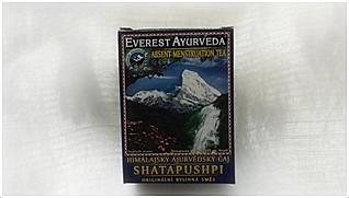 Himalájský ájurvédský čaj - SHATAPUSHPI