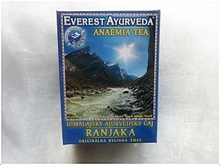 Himalájský ájurvédský čaj - Ranjaka