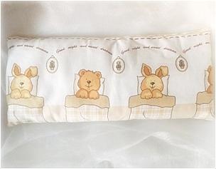 Pohankový polštářek pro děti