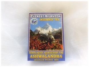 Himalájský ájurvédský čaj - Ashwagandha