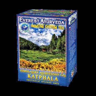 Himalájský ájurvédský čaj Katphala