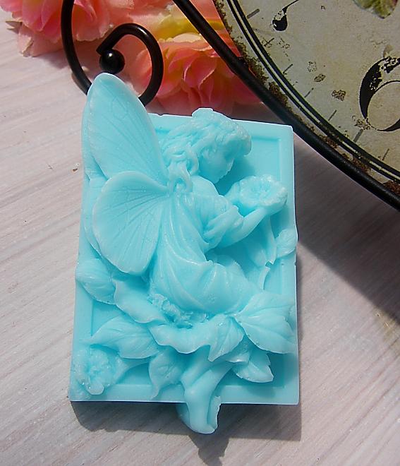 Glycerinové mýdlo - Akátová víla
